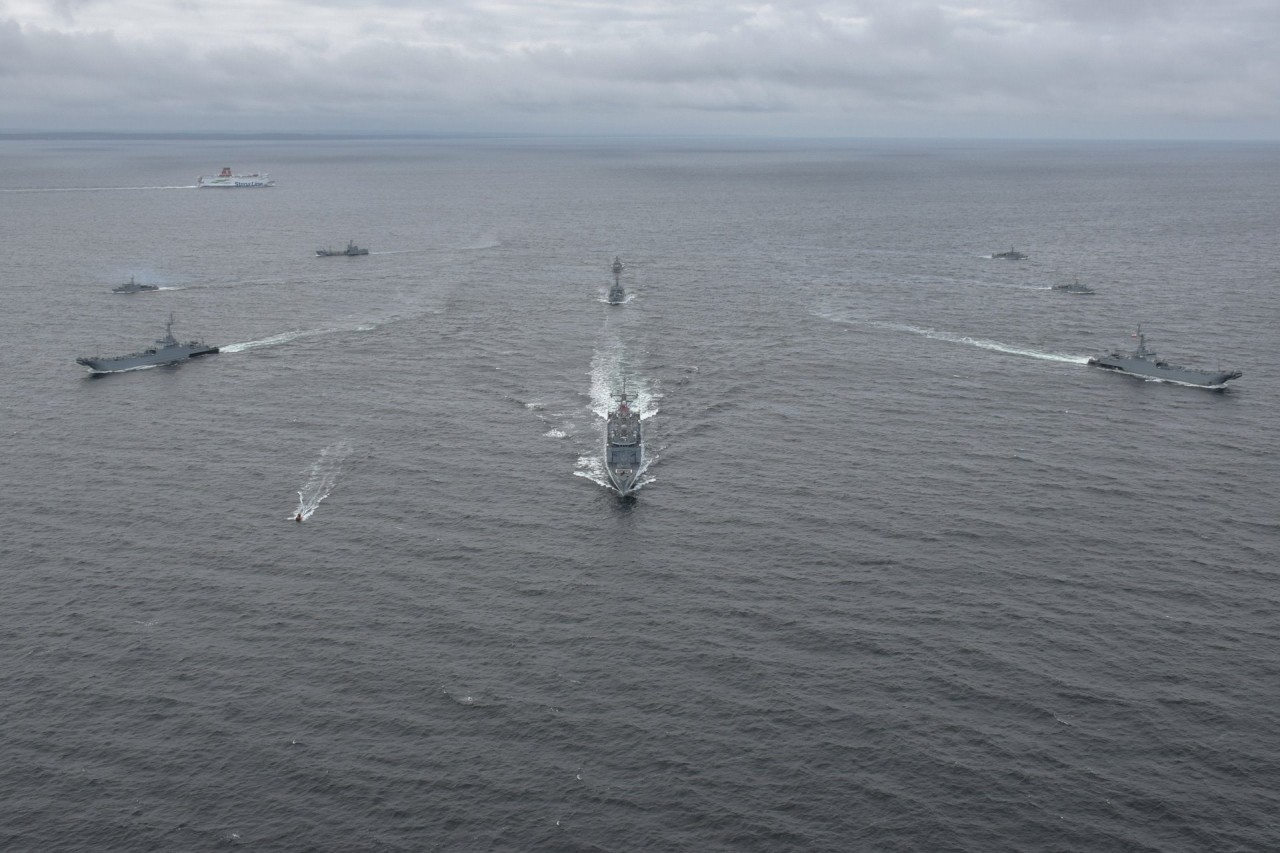 Как ВМС Польши, полным соста…
