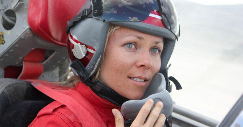 Известная гонщица Джесси Комбс погибла, пытаясь побить рекорд скорости