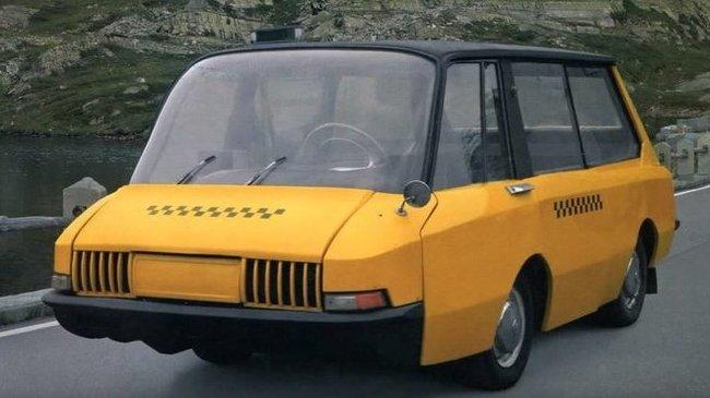 Такси СССР 1964 года