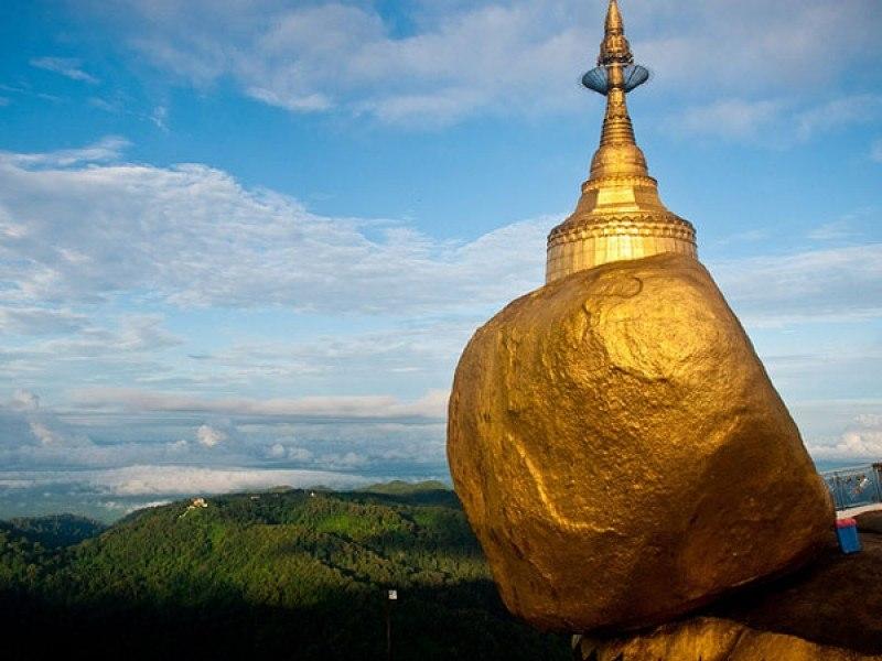 Невероятная Пагода Чайттийо
