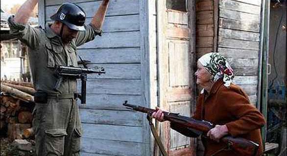 Бывших снайперов не бывает. …