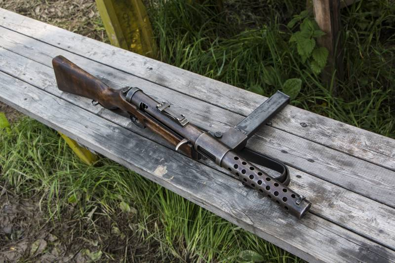 Рассказы об оружии. МР28: настоящий «Шмайссер»