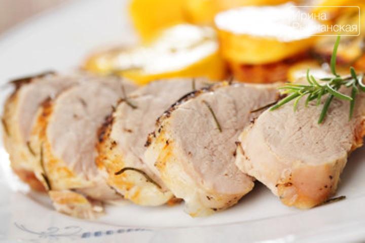 Свиная вырезка в духовке — рецепты для особых случаев