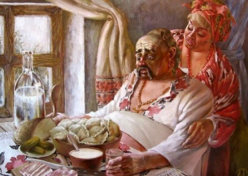 Главная премия укро-письменників – «Золотой хрен» за половые извращения