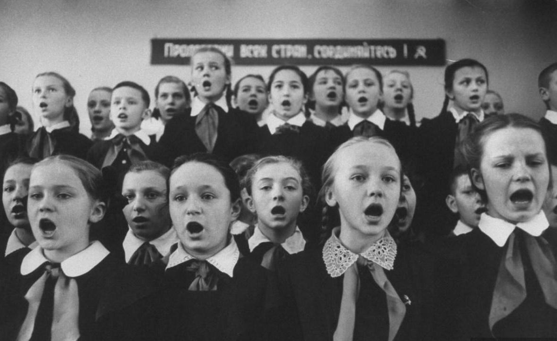 """Как СССР едва не получил """"самый безумный гимн в мире"""""""