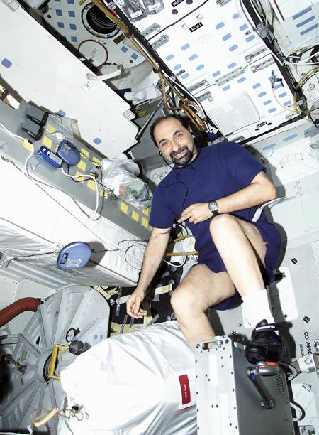 Интересные факты из жизни космонавтов