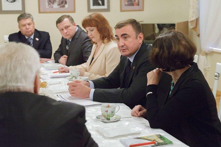 Время перемен: Дюмин назначил новых членов правительства Тульской области