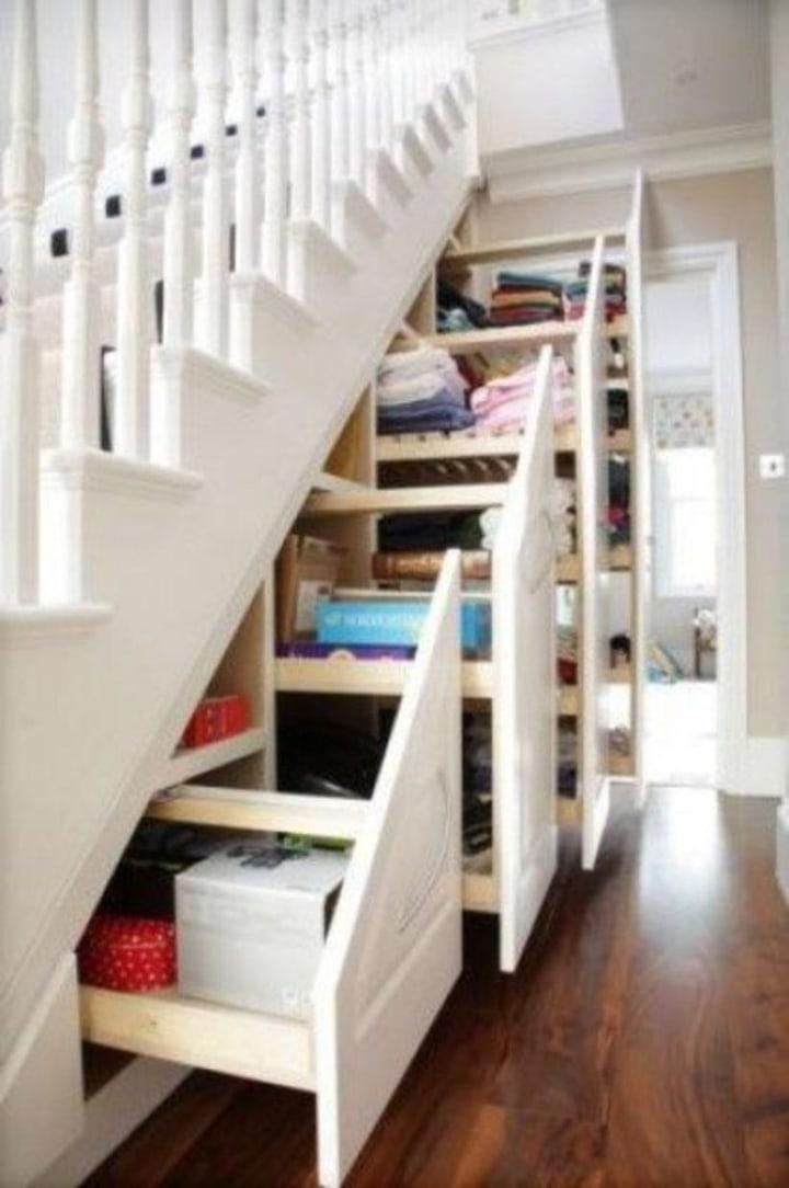 Маленькая квартира? Сделайте каждый ее метр полезным!