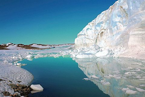 Пробуждение древней цивилизации в Антарктиде в районе подлёдного озера Восток