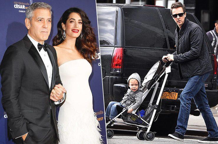 Актёры Голливуда, впервые ставшие отцами после 40