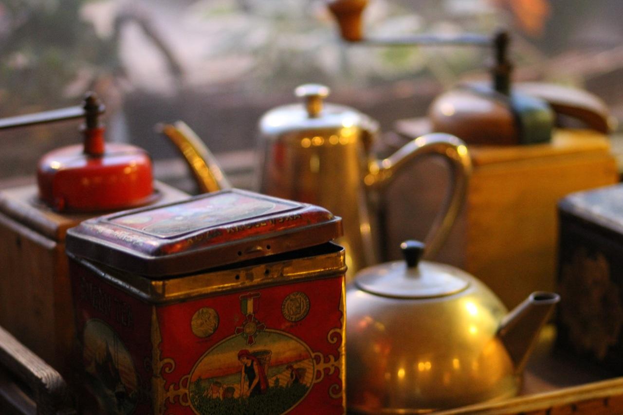Какой чай привезти туристу из разных стран мира