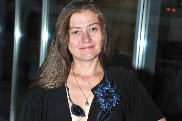 Актриса Мария Голубкина отпу…
