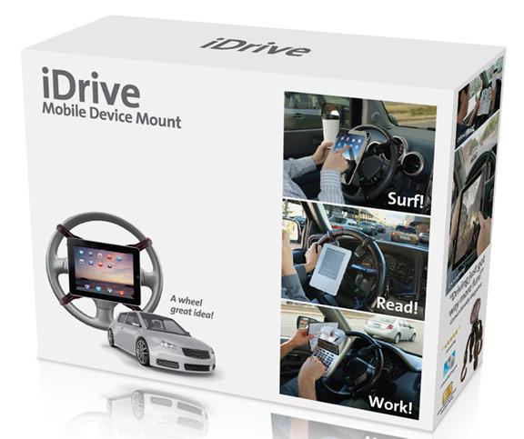 Самое нужное устройство для автомобилистов, любящих Apple