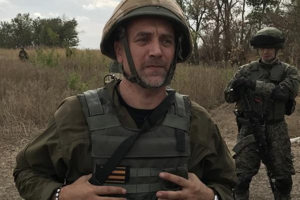 Прилепин: я представляю угрозу государственности Украины