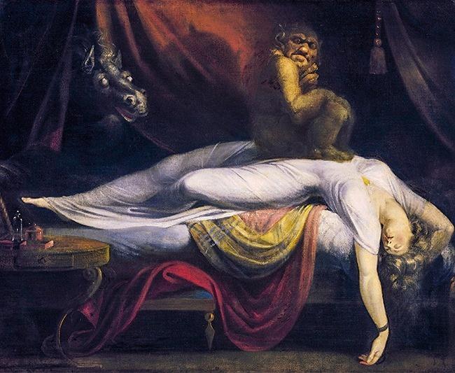 Интересные факты о том, что происходит с нами во сне