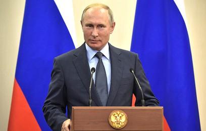 Путин запутался в Людовиках