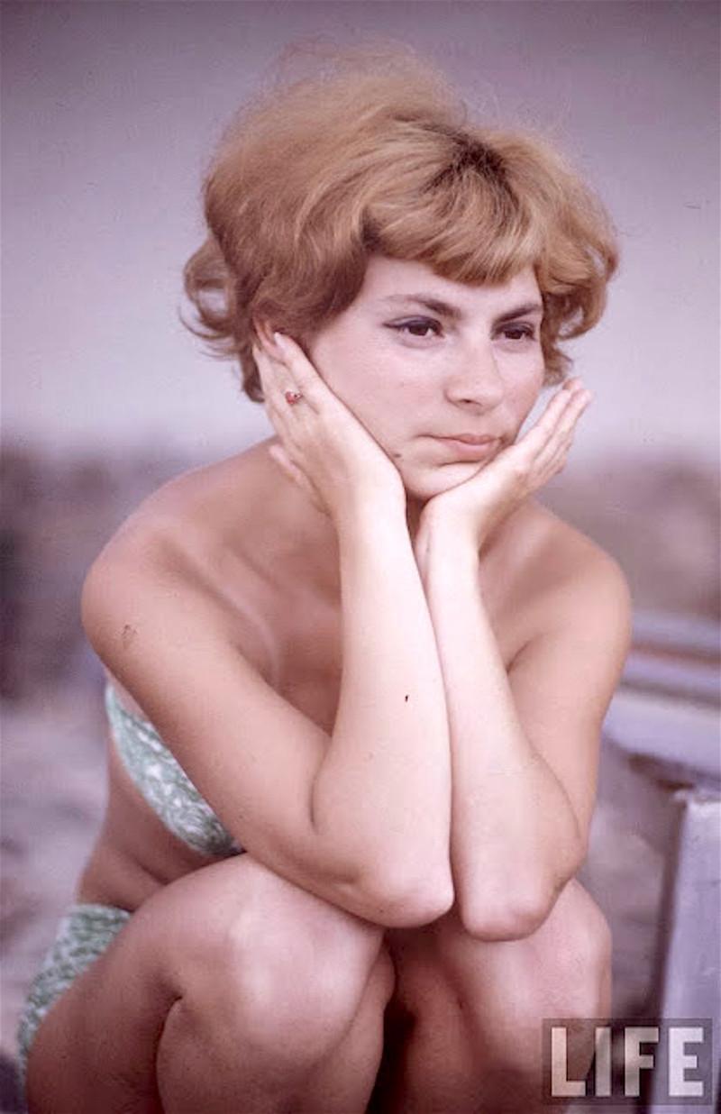 Как жила советская молодёжь в 1967 году. Снимал американский фотограф Билл Эппридж 60
