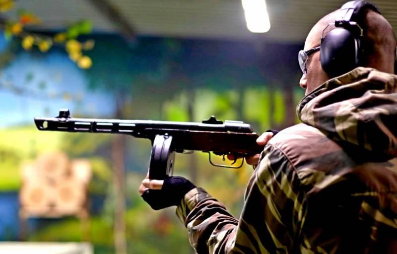 ППШ против МР40: битва легендарных пистолетов-пулемётов
