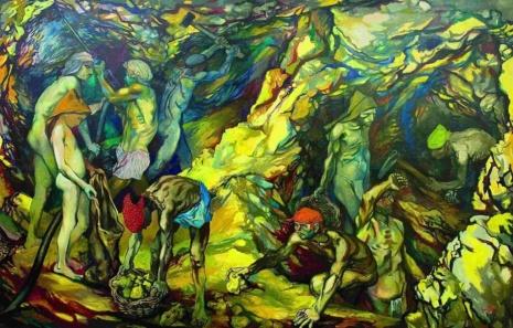художник Ренато Гуттузо (Renato Guttuso) картины – 27