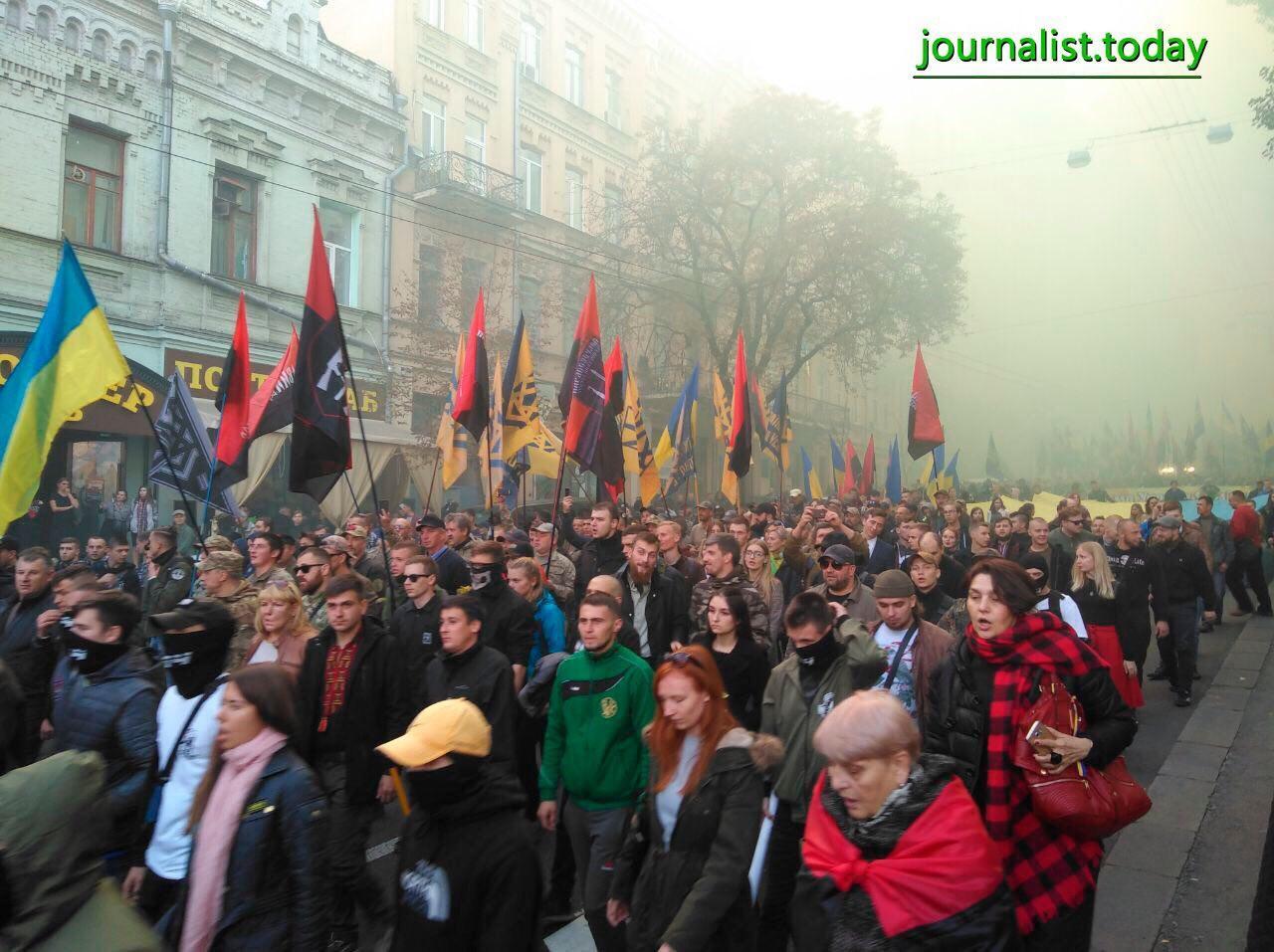 """В.Охрименко: """"украинцы поклоняются убийцам"""" - польская пресса"""