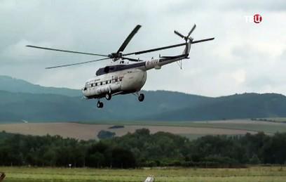 МАК сформировал комиссию для расследования крушения Ми-8