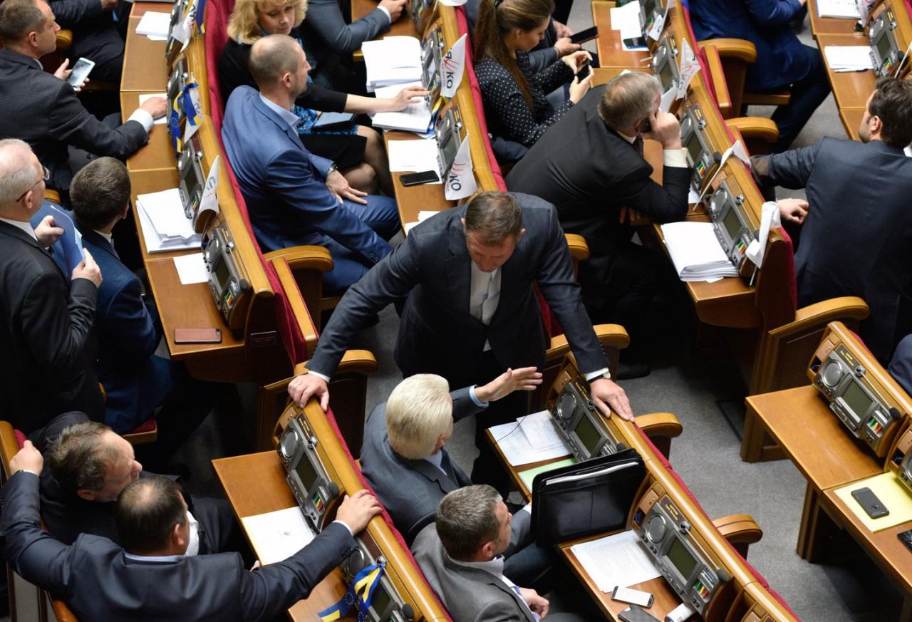 Верховная Рада готовится проголосовать за самый скандальный закон