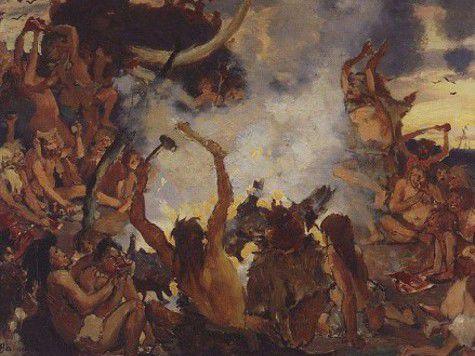 Климатическая катастрофа спровоцировала в древние века небывалый прогресс