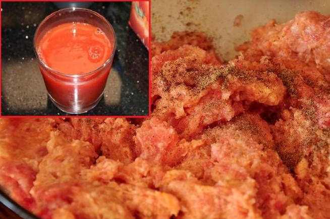 Зачем смешивать куриный фарш с томатным соком, и еще 4 совета от опытной хозяйки