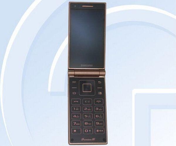 SM-W2014 или Возвращение к истокам. Samsung разрабатывает раскладушку