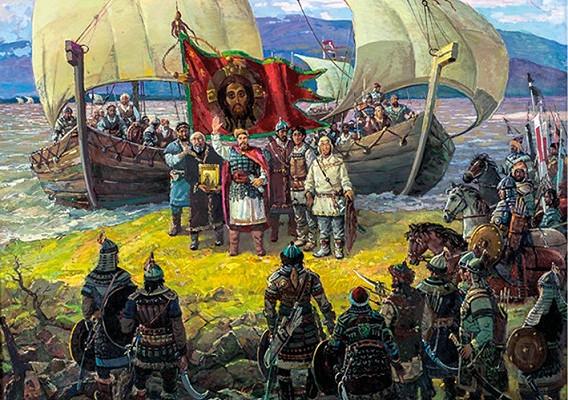Чем закончился поход Ерофея …