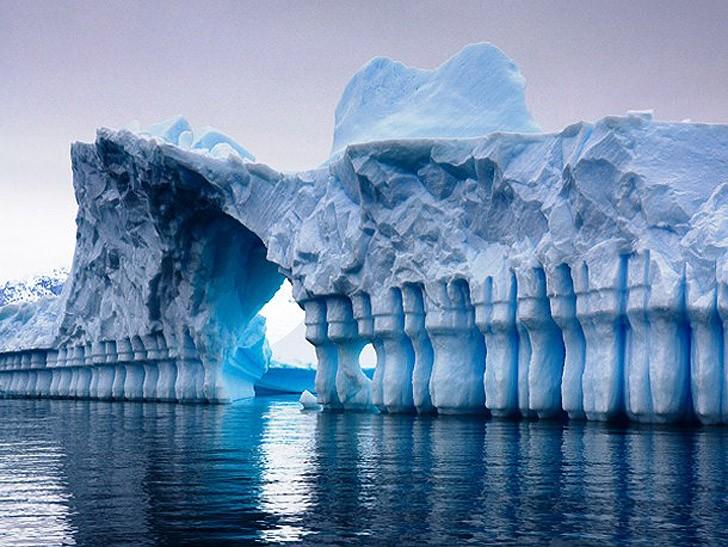 glaciersnIcebergs08 25 удивительных айсбергов и ледников со всего мира