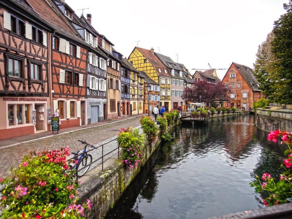 terraoko 20141217320 4 Кольмар   самый очаровательный город во Франции.