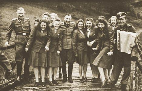 Бордели фашистской Германии. Жуткий пласт истории...