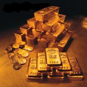 Золото инвестиционное