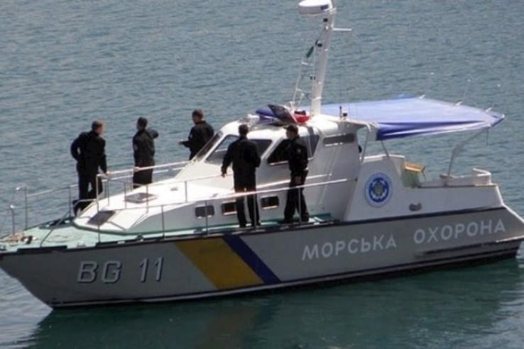 Контроль над Азовским морем …