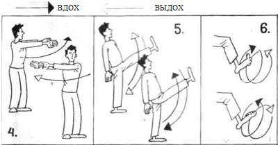Тайцзи-цигун – гимнастика долголетия (занятие I)