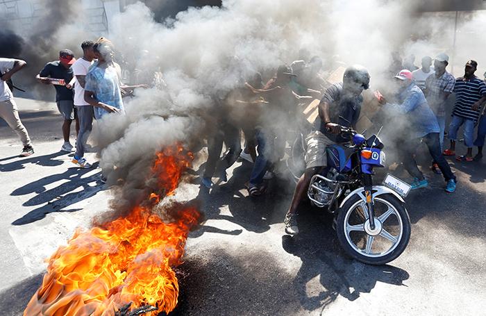 «Долой американцев, да здравствует Путин!» Почему протестуют жители Гаити?
