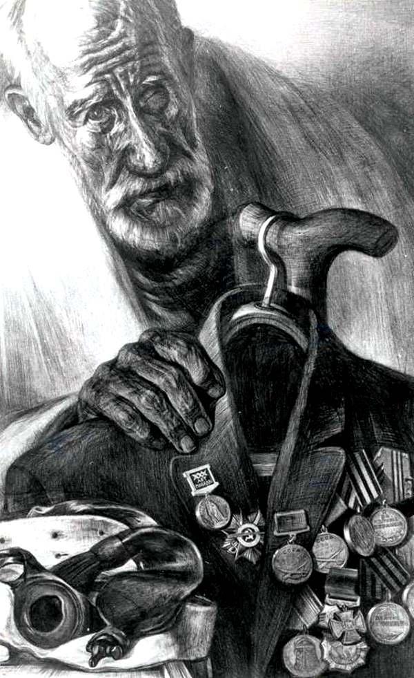 «Життя, прожите ...».  Є життя, що виділяються особливою чистотою, моральністю і героїзмом.  Таку життя прожив Михайло Звездочкін.  З пахової грижі він добровольцем пішов на фронт.  Командував артилерійським розрахунком.  Війну закінчив у Берліні.  Життя на острові Валаам.
