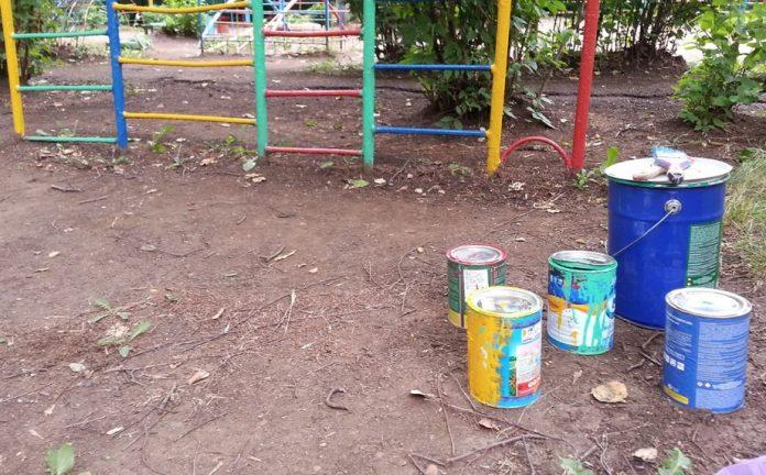 Очередные Поборы в детском саду
