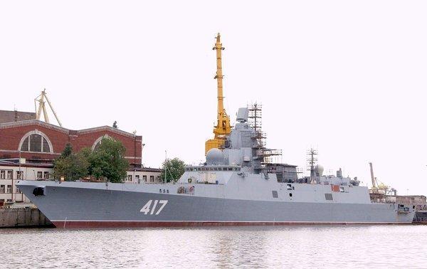 «Сравнили лодочку с ракетным катером» - «высмеял» эксперт сравнение Адмирала Касатонова и корабля США