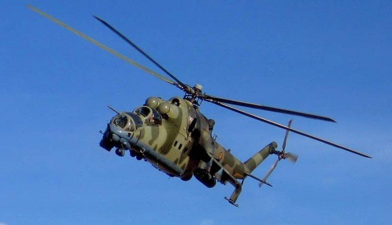 Скандал вокруг поставки вертолетов из Киргизии в Уганду