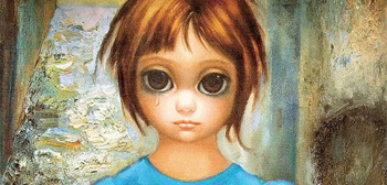 Amy Adams & Christoph Waltz Paint Some 'Big Eyes' on First Poster