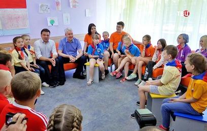 Собянин и Воробьев взяли под особый контроль детский отдых