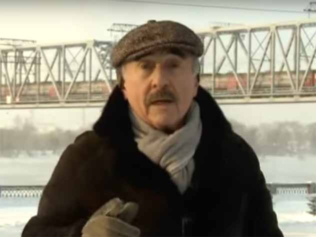 Леонид Каневский снимает новую серию «Следствие вели…» в Новосибирске