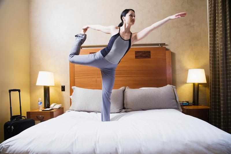 Dorm Room Workouts