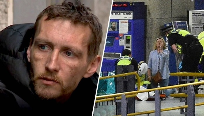 Британский бездомный, помогавший раненым после теракта, стал для многих героем