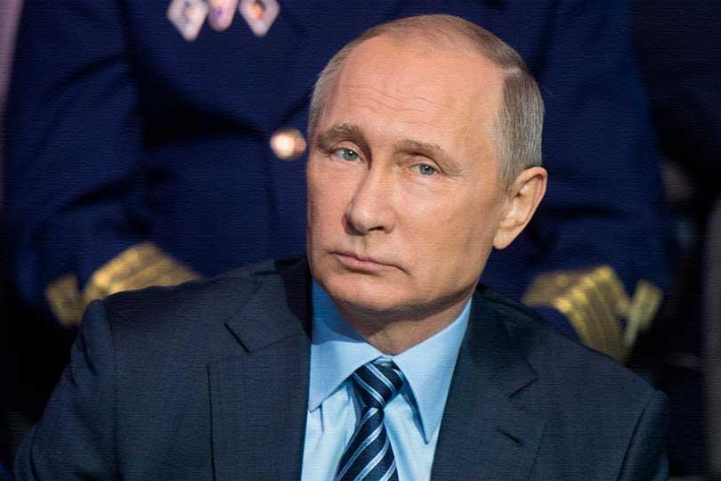 Рейтинг Путина снизился до 6…