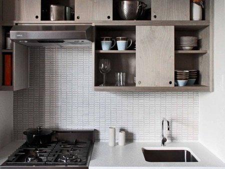 3 простых гениальных решения для очень маленькой кухни фото 5