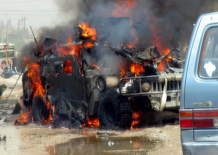 30 АМЕРИКАНЦЕВ И ФРАНЦУЗОВ УБИТО В СИРИИ