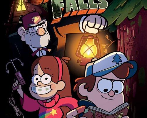 Автор «Gravity Falls» заключил многолетний контракт с Netflix